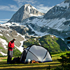 Read and Share Hiking and Camping Stories