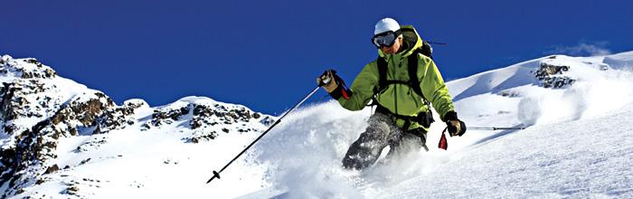 Snowsports Stories