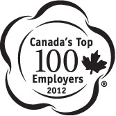 Canada's Top 100 Employers 2012