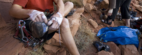 Choosing Rock Climbing Shoes