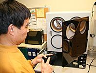 MEC lab guru John Shen