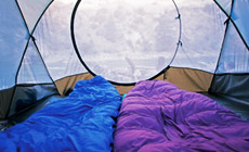 Choosing a Sleeping Bag